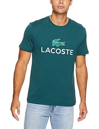 Lacoste Men's Chest Logo Tee, Aconit, 03F