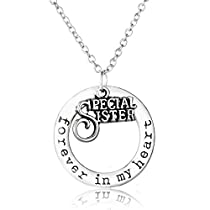 """Special Sister"" Necklace 
