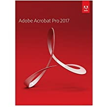 Adobe Acrobat Pro 2017 Online Activation/1PC Product Key License Download English for Windows