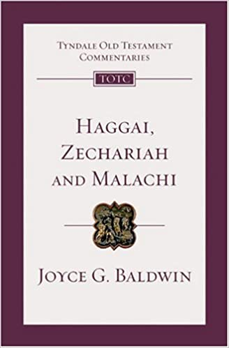 Book Haggai, Zechariah and Malachi (Tyndale Old Testament Commentaries)