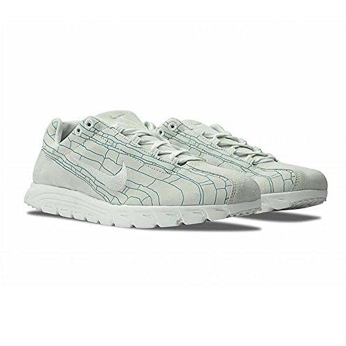 White Off Mujer De Zapatillas Marfil Para Ante Nike 8H0T4