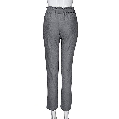 Gris B Denim Femmes Casual Jeanshosen Jeans et ITISME Haute Pantalon Hiver lastique Bleu Taille Taille Automne Dcontract Pantalons aTqnwBH