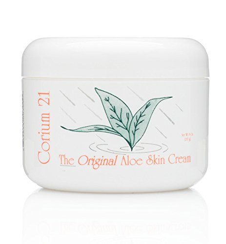 Corium 21 Aloe Vera Skin Cream - 8oz Jar