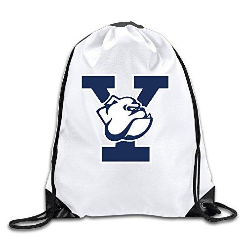EUNICORN SG Yale University Snapback Gym Sack Bag Drawstring Backpack Sport - Sg Oakley