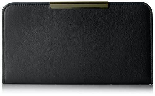 Vince Camuto Tina Wallet, Black by Vince Camuto