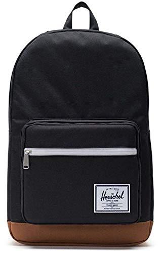 Herschel Pop Quiz Backpack, Crosshatch/Kelp, One Size