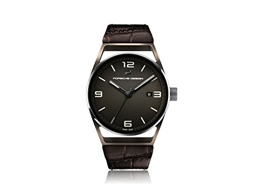 Porsche Design 1919 Datetimer Eternity Automatic Watch, Titanium, Alligator