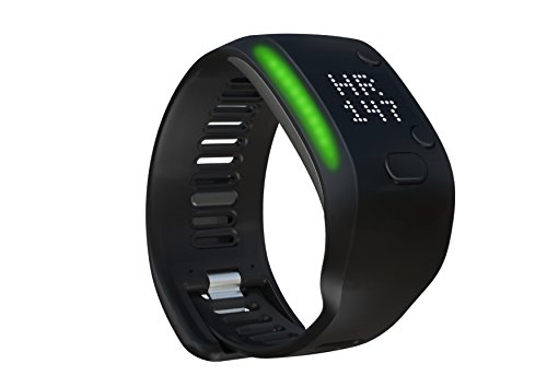 Adidas Fit Smart - Fitness and Activity Monitor Wristband - Black, Small