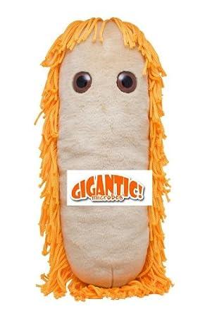Gigante microbios gigante microbios dolor de estómago (Shigella) gigantesco Doll