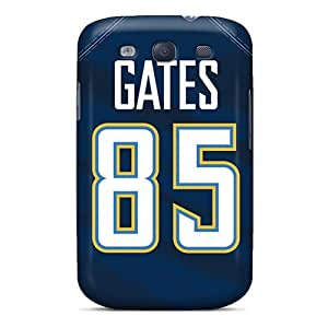 Galaxy Cases - Tpu Cases Protective For Galaxy S3- San Diego Chargers