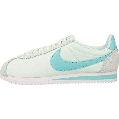Ginnastica Da Scarpe Cortez Blu Classic Donna Nike wqUCHIn