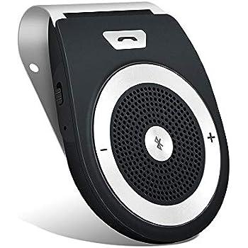 Amazon.com: Aigital Bluetooth Car Speakerphone Wireless