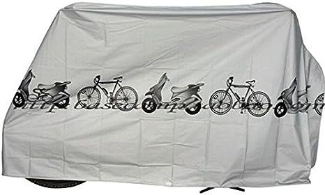 ShopSquare64 Bicicleta de la Bici Cubre Ciclismo Lluvia y ...