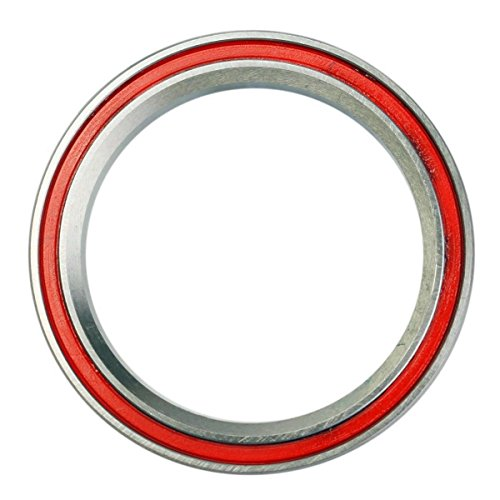 TOOGOO 40x52x7mm 45 Degree x45 Degree 2RS P16 Taper ACB Angular Contact Bearing for 1-1/2 inch Headset
