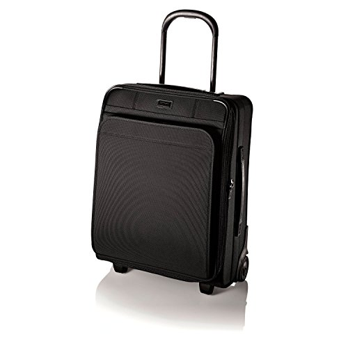picture of Hartmann Ratio Domestic Carry On Expandable Upright, True Black