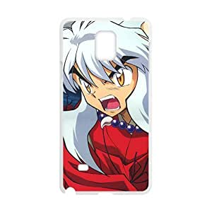 Inuyasha unique red cloth boy Cell Phone Case for Samsung Galaxy Note4