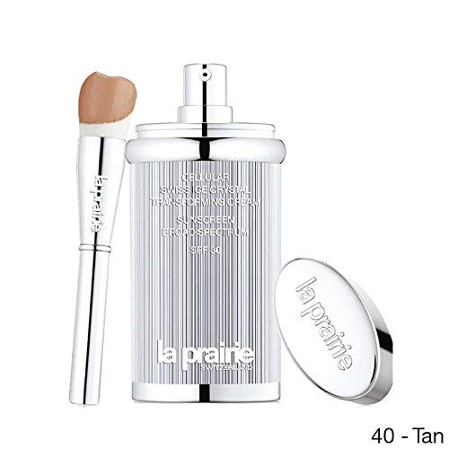 La Prairie Cellular Swiss Ice Crystal Transforming Cream SPF 30 Women's Treatment, Tan, 1 - Swiss La Prairie
