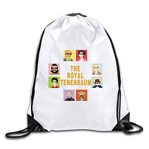 The Royal Tenenbaums 1 Sports Drawstring Backpack For Men & - Tenenbaums Margot