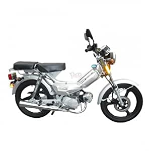 amazon com ssr lazer 5 scooter silver automotive ssr lazer 5 schematics