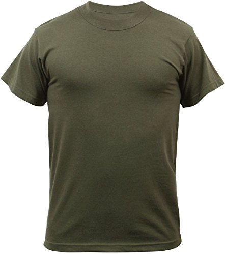 New Camouflage Solids Moisture Wicking Tactical Military Short Sleeve ()