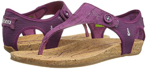 Pictures of Ahnu Women's W Serena Cork Sandal 8 M US 4