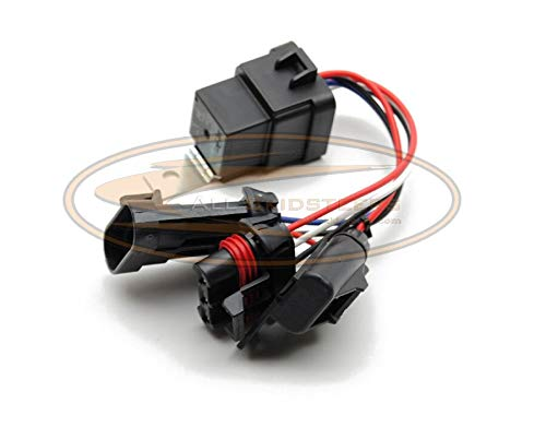 Fuel Timer Solenoid Assembly for Bobcat Skid Steers | Replaces OEM # 6669415 by All Skidsteers