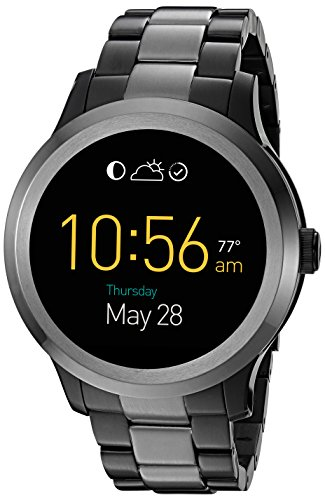 Fossil Touchscreen Two Tone Stainless Smartwatch product image