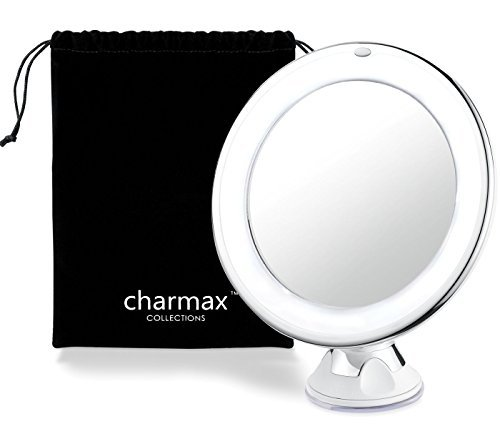 Charmax Magnifying Lighted Bathroom Cordless product image