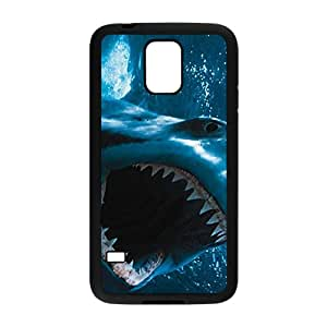 Scary Shark Hot Seller High Quality Case Cove For Samsung Galaxy S5