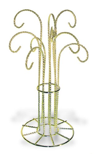 Ornament Stand With 9 Hooks