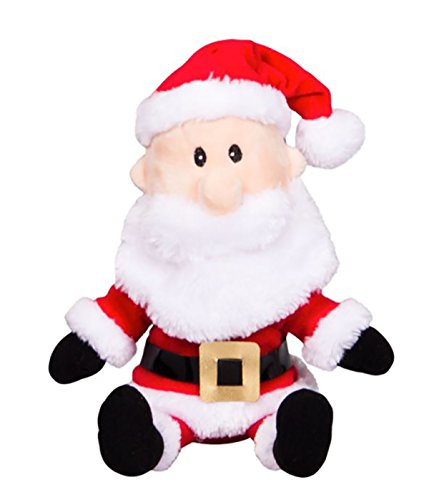 "Cuddly Soft 16 inch Stuffed ""Mr. C"" (Santa Claus)...We stuff 'em...you love 'em! from Stuffems Toy Shop"