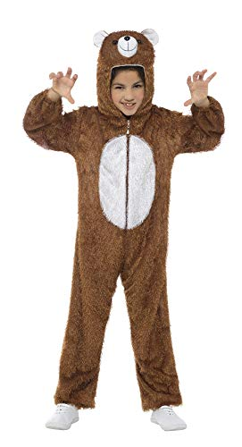 Bear Kids Costume]()