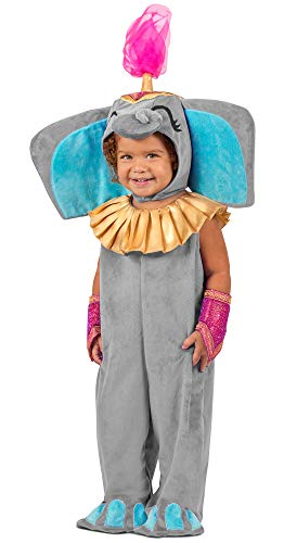 Princess Paradise Circus Elephant Child's Costume, Small]()
