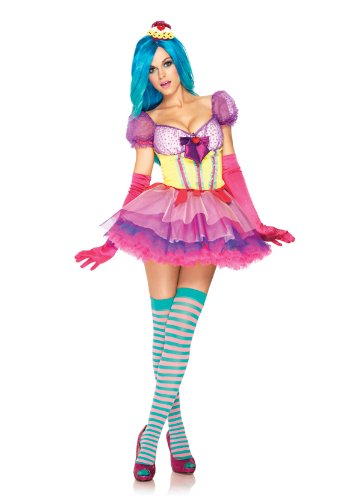 Leg A (Cupcake Cutie Sexy Adult Womens Costumes)