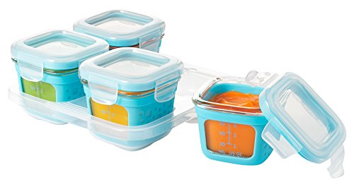 silicon baby food containers - 7