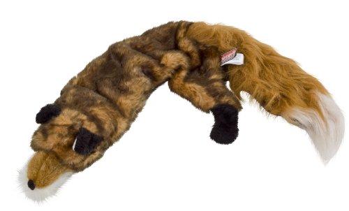 Coleman Bushy Tail Fox Dog Toy, My Pet Supplies