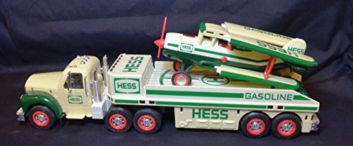 Hess 2002 Toy Truck and Airplane by Hess by Hess