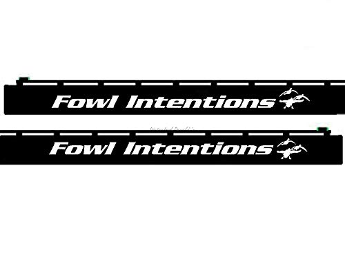 rel Decal – Fowl Intentions – SBD016 ()