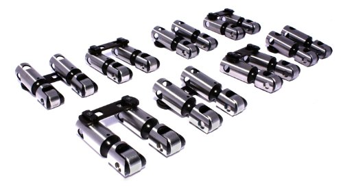 Solid Roller Cam - COMP Cams 818-16 Endure-X Solid Roller Lifter for Chevy Small Block Engine