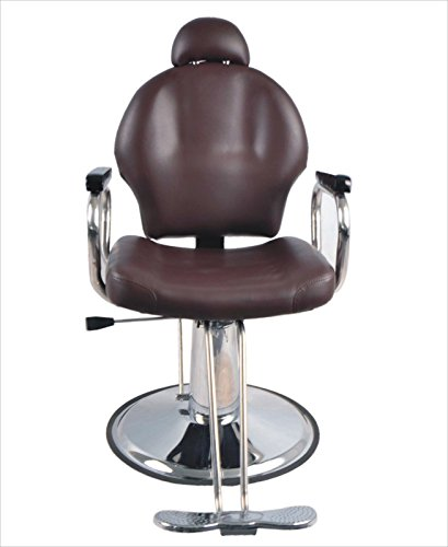 Exacme Reclining Hydraulic Barber Chair Salon Beauty Spa ...