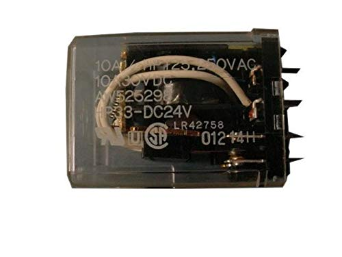 1pc Aromat 12vac Relay 25 Amps 1 HP 125 250 VAC 25A 250 VAC SPST