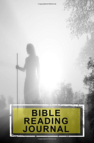 Bible Reading Journal: Blank Prayer Journal, 6 x 9, 108 Lined Pages