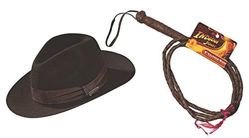 Indiana Jones Costumes Homemade - Rubie's Indiana Jones Hat and Indiana