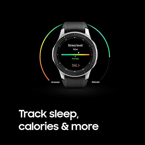 Galaxy Watch Track sleep, calories and more