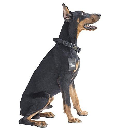 OneTigris Tactical Collar Plastic Buckles