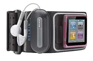 Amazon.com: Belkin FastFit Armband for iPod Nano 6th ...