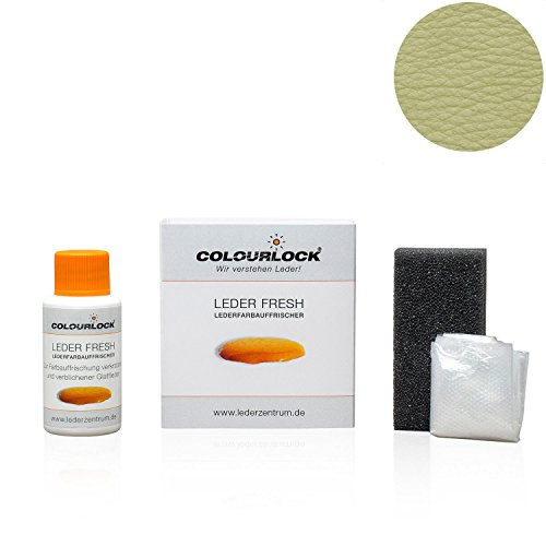 🥇 COLOURLOCKLeder Fresh Tinte para piel