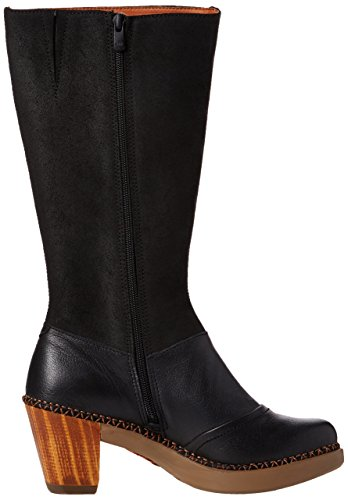 Boots Sol Memphis Black Art Women's Black 0YS4g6w