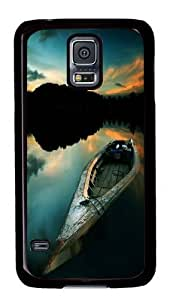 BoAt Leaves PC Case Cover For Samsung S5 and Samsung Galaxy S5 Black