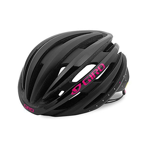 Giro Ember MIPS Womens Cycling Helmet Matte Black/Bright Pink Small (51-55 (Rapid Sl Skate)